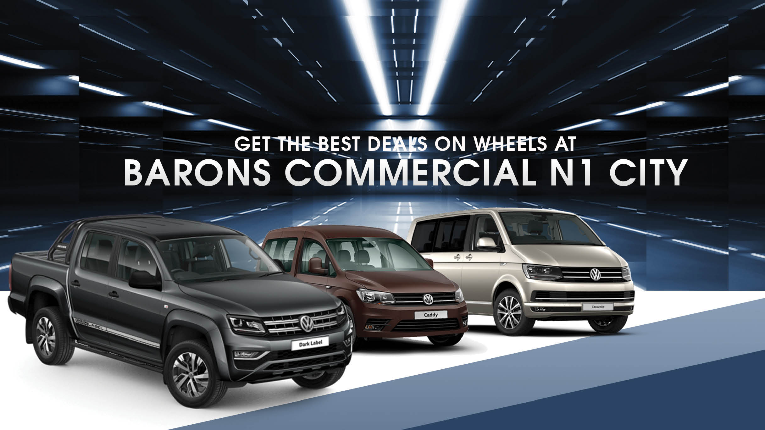 Barons Commercial vehicles